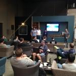 Feed The Hack Hackathon demos